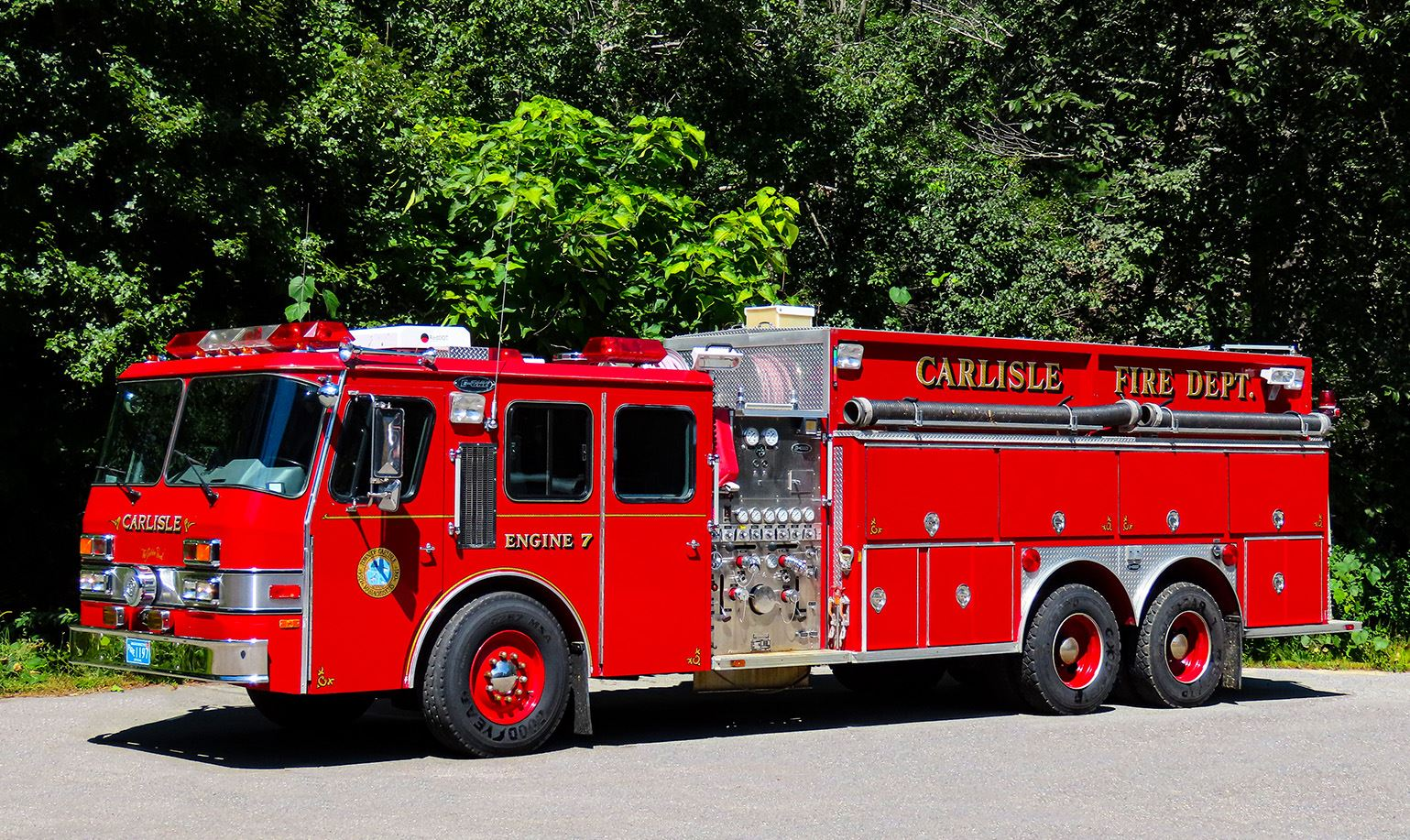 Carlisle Engine 7