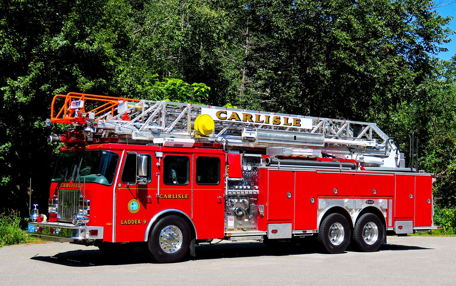 Carlisle Ladder 9